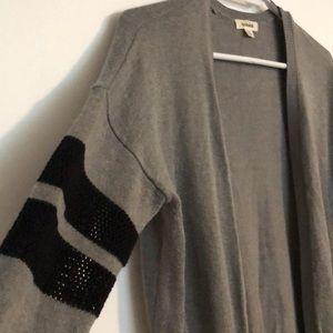 Garage varsity cardigan sweater